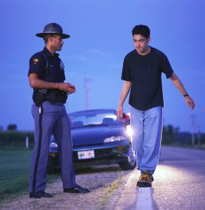 Find out if someone has been arrested for a DUI